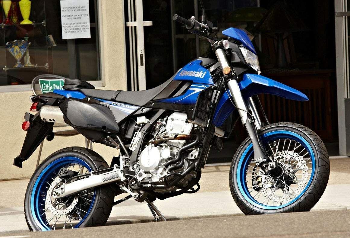 Modifikasi Kawasaki Klx 150 Kendaraan Gambar