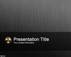 Nuclear Medicine Powerpoint Template Is A Free Nuclear