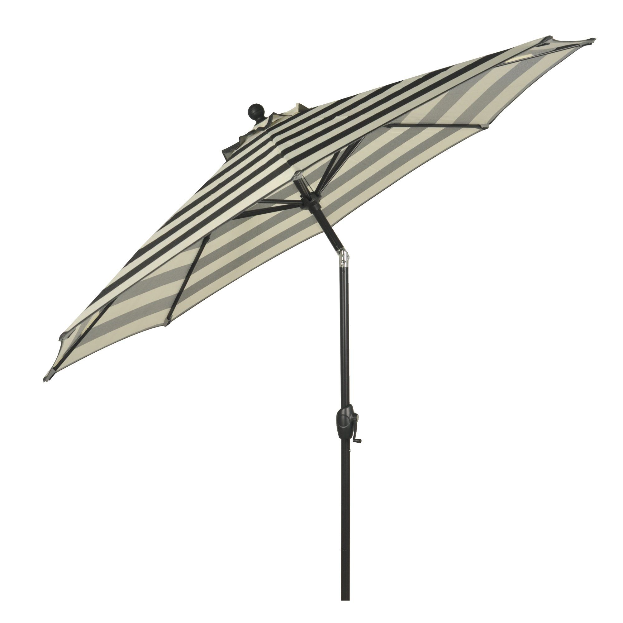 Better Homes And Gardens Striped Umbrella