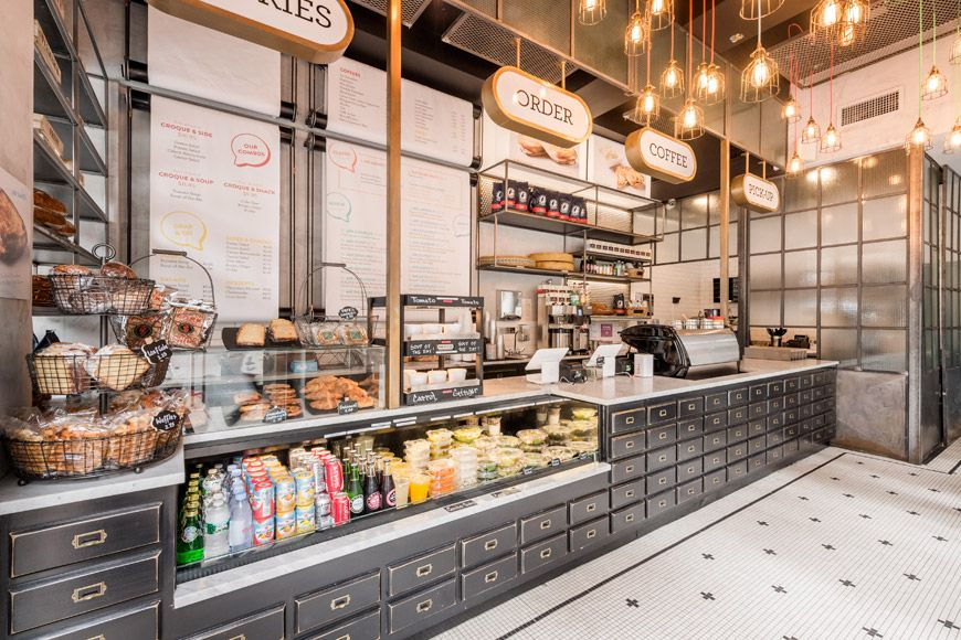 Architecture Delphine Mauroit Raines Law Room Retail Display Cases Interior Design Companies Architecture