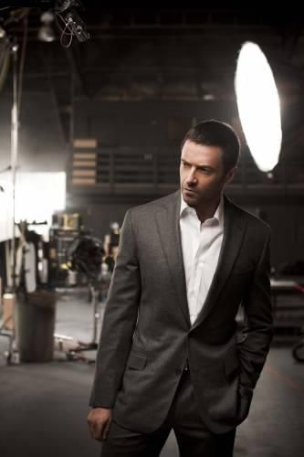 Hugh Jackman by James Fisher