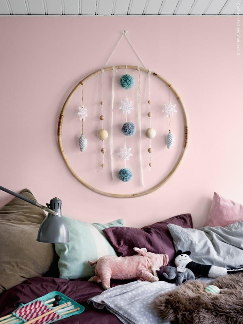 Brilliant Ikea Hacks For Big Blank Walls Ikea Art Big Blank
