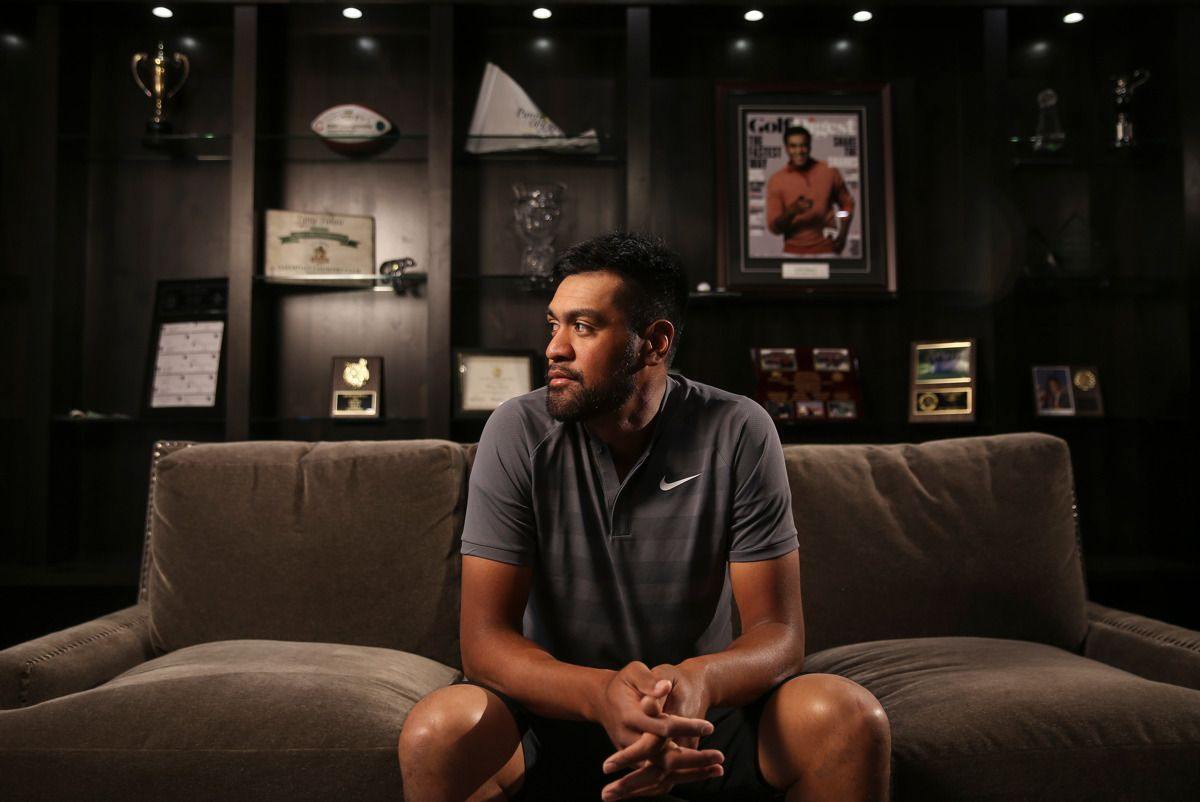 Who is Tony Finau? Here's the story of his unlikely