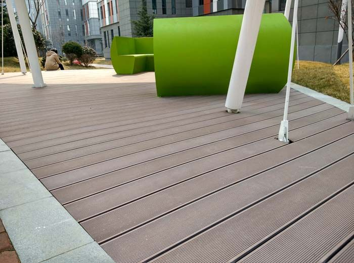 High Density Solid Wpc Decking For Sale Decking Made From Recycled Materials Wpc Decking Wood Plastic Composite Deck