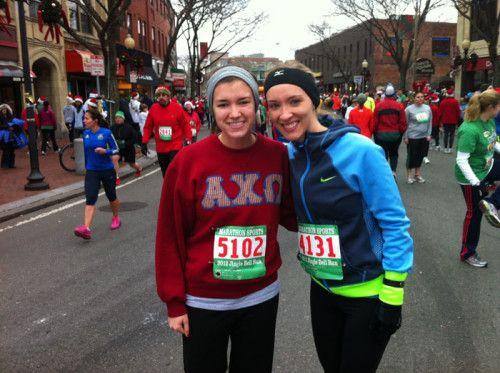 A Philanthropy Friday guest post from Lauren Pedigo on why she's running for Boston and the One Fund.