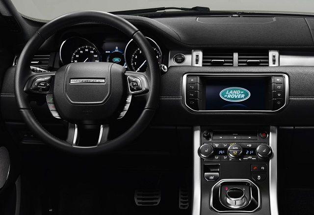 2016 Range Rover Evoque Xl Interior