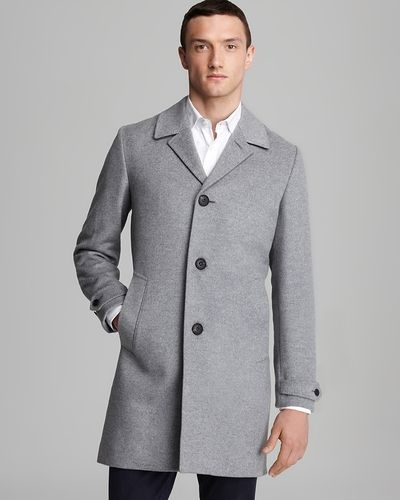 75a900b83a2c Burberry London Carlson Wool Cashmere Coat - Exclusive to Bloomingdale s in  from Bloomingdales on shop.CatalogSpree.com, your personal digital mall.