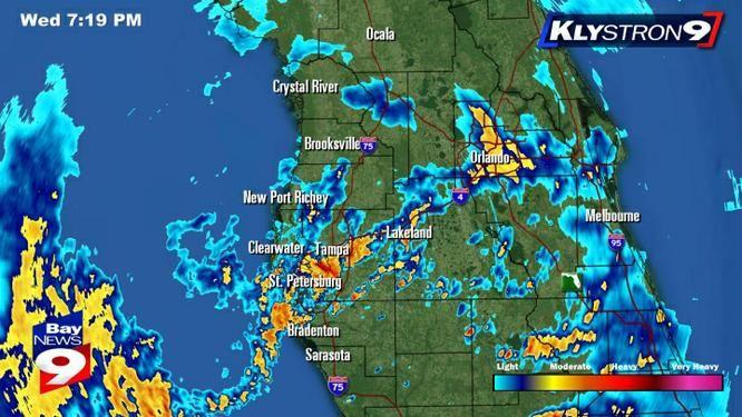 Tampa Bay Weather Radar Klystron Florida Pinterest - World weather radar