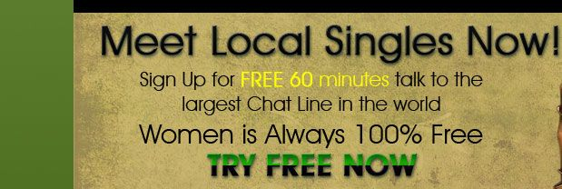 Meet local singles chat line