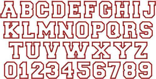 003 Varsity Applique Font Jolson s Designs 2