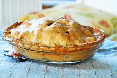 Simple Game Pie Preparation Time 45 Minutes Slow Cooker