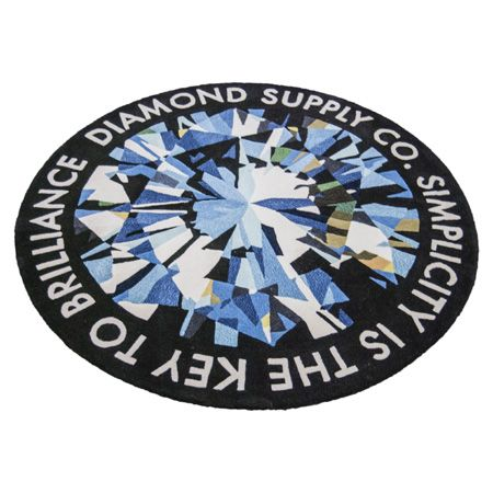 Diamond Supply Co Simplicity Rug 350