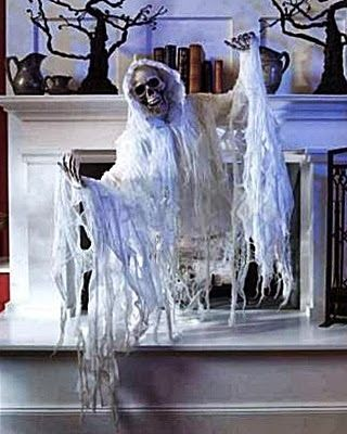 The Domestic Curator 110 Awesome Halloween Decorating Ideas For - funny halloween decorating ideas