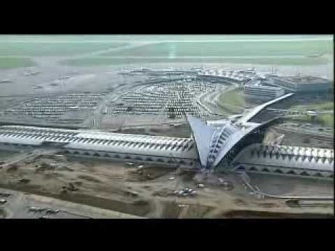 Satolas TGV by Santiago Calatrava 1