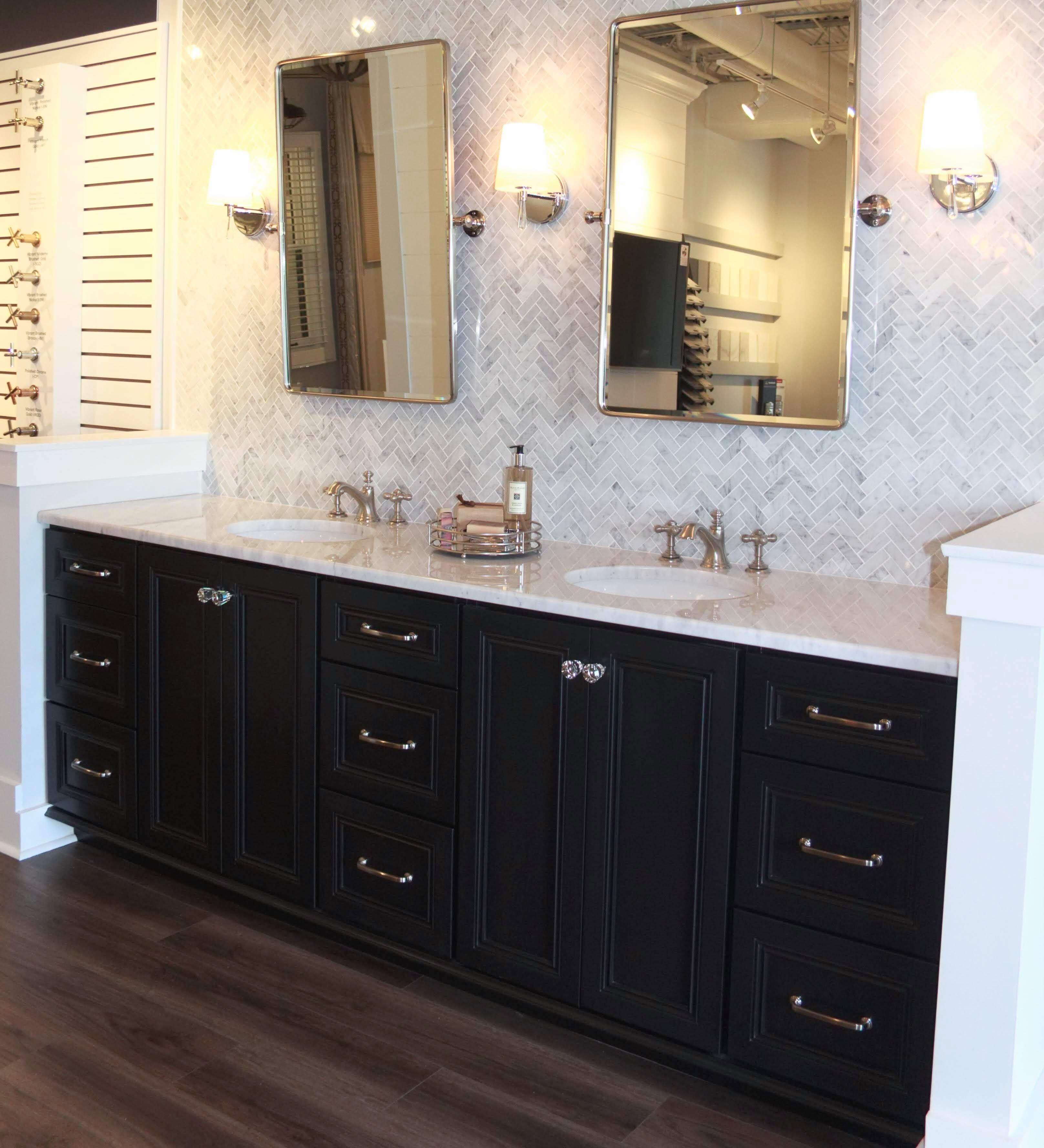 Vanity Bathroom Inspiration Century featured