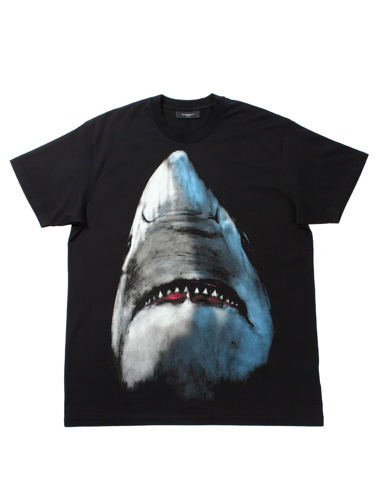 Givenchy Shark Colombian Fit T-Shirt - RSVP Gallery  36bb10f404