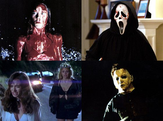 31 things you didnt know about your favorite horror movies screamcarrie i know what you did last summer halloween - Halloween Scary Movies