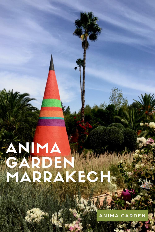 Anima Garden Marrakech Marrakech Garden Another World