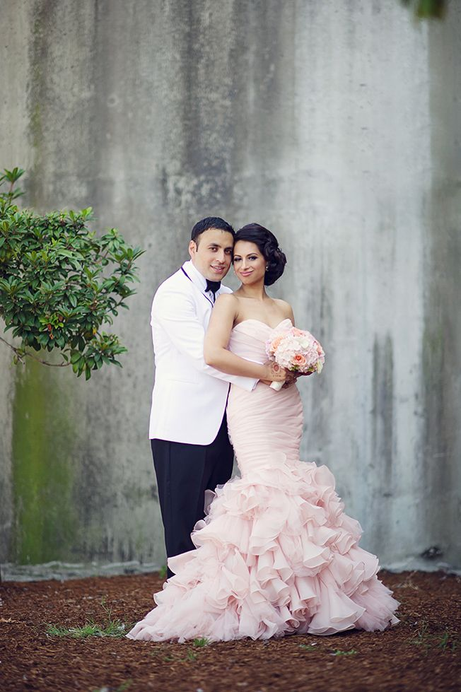 Real Bride Shelly In Divina From Maggie Sottero