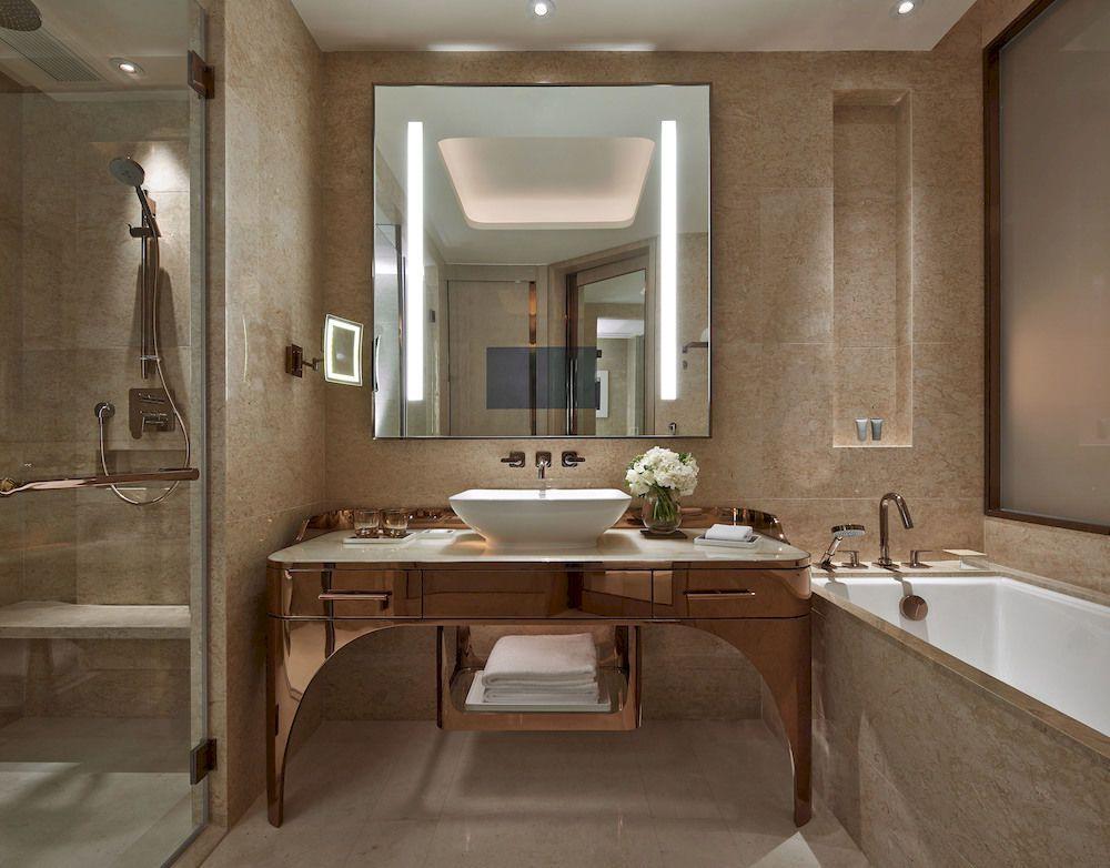 Jw Marriott Macau Bathroom Galaxy Project Luxury Hotel