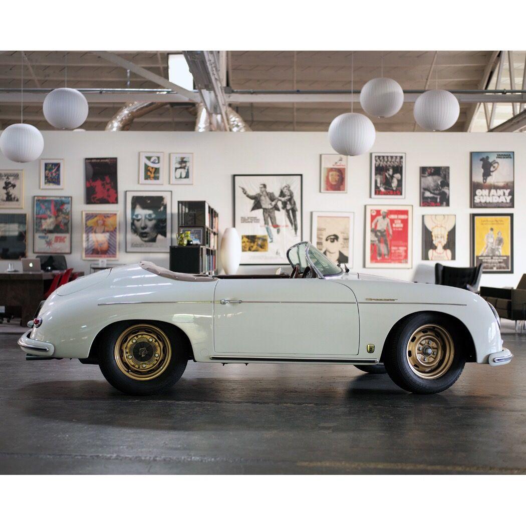 Porsche week at the shop, looking forward to hosting @Luftgekuhlt @DeusEmporium @PLMotorsport @Porsche #BanditoBTS