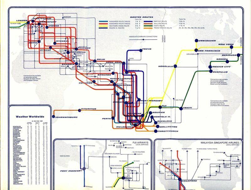 QANTAS April 1972 Timetable Route Map | Map, Best airlines ... on nok air route map, direct air route map, maldives air route map, thai route map, air canada route map, delta route map, cathay pacific route map, island air route map, tap air portugal route map, tiger air route map, lot polish route map, air niugini route map, ba cityflyer route map, independence air route map, lan ecuador route map, key lime air route map, dragonair route map, biman route map, qatar airways route map,