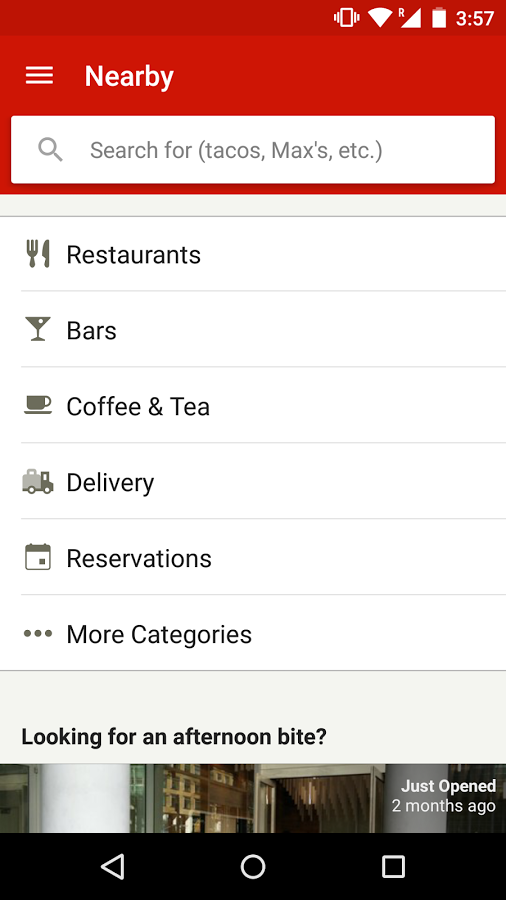 Car App Material Design Poisk V Google Android Apps Car App