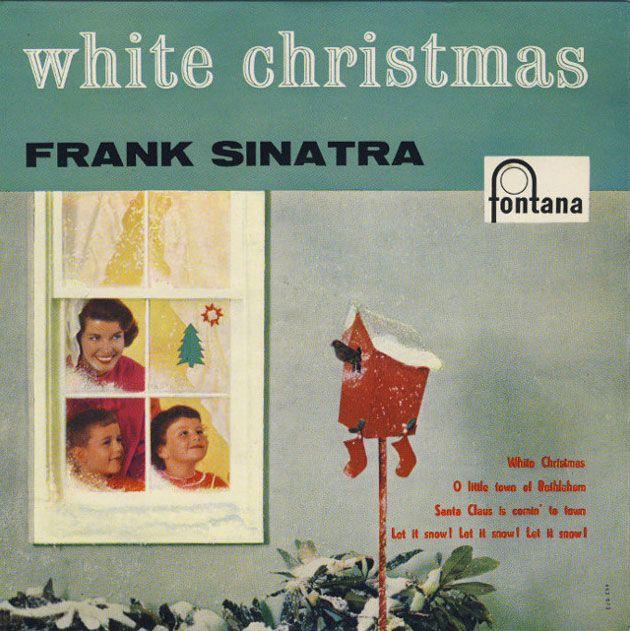 frank sinatra white christmas 1958 - Frank Sinatra White Christmas