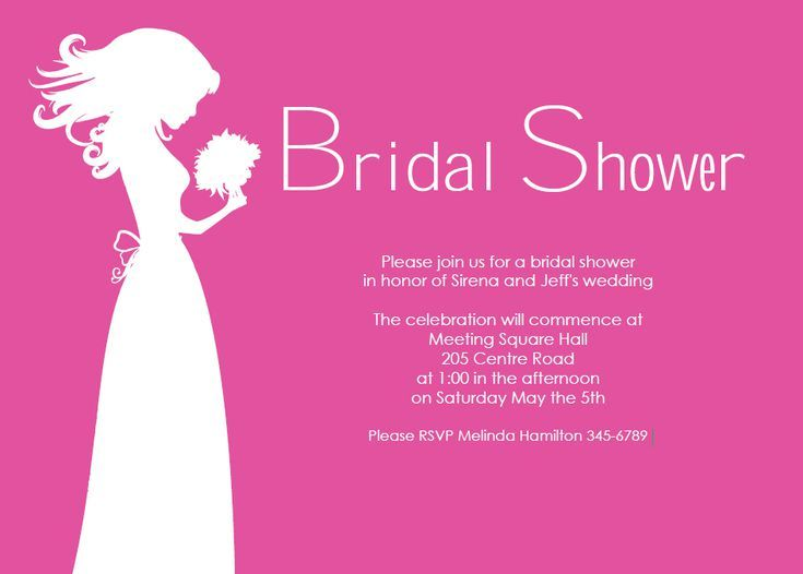 13 Bridal Shower Templates That You Won T Believe Are Free Printable Invites From Do It Yourself Invitations