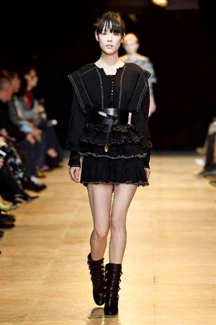 Paris Fashion Week FW 2015-2016 Marrant #Paris #catwalk #silkgiftmilan #fashion