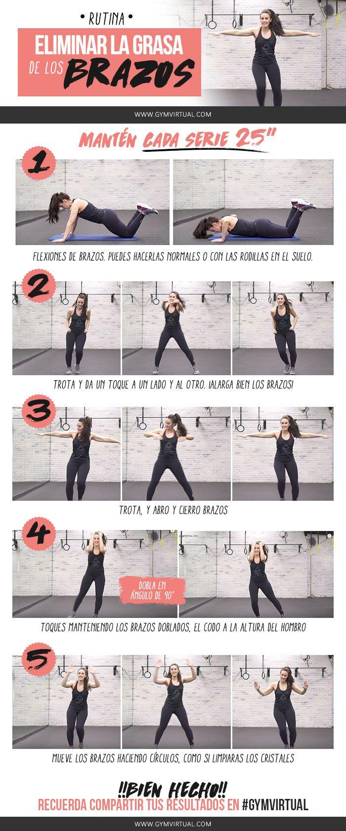 29+ Como quitar grasa delos brazos mujer trends