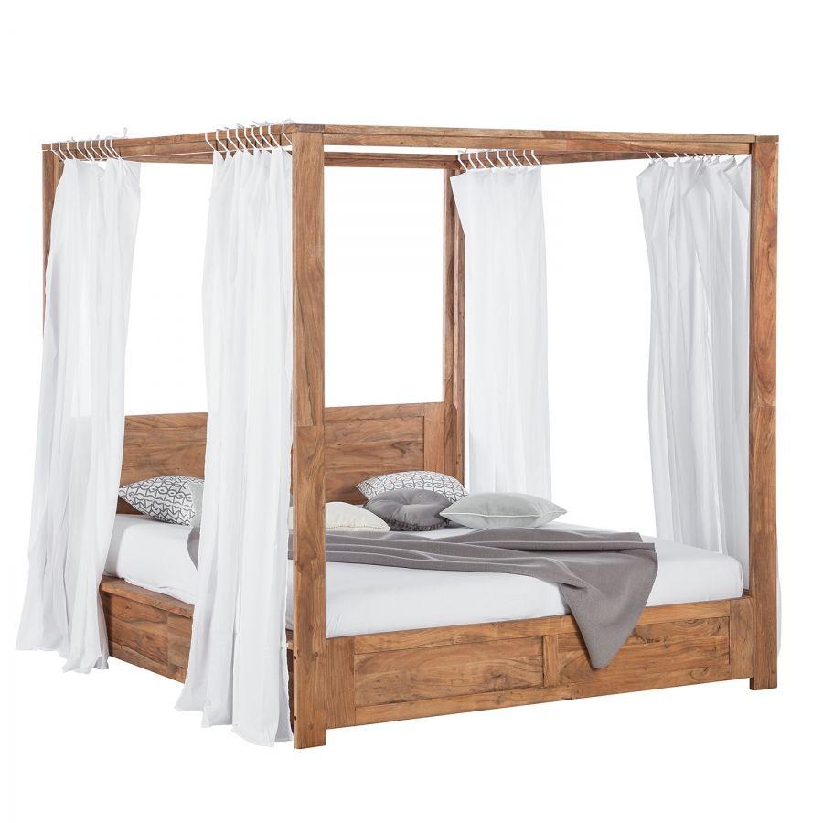 Himmelbett Yoga Hemelbed, Bed meubels en Tweepersoonsbedden