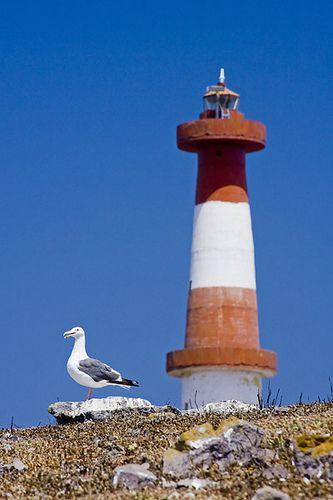 Descansa La Luz Lighthouse Photos Lighthouses Usa Baja California