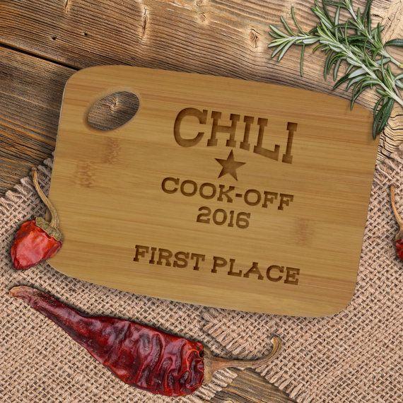Chili cook off bar board award chili cook off ideas for Chili cook off award ideas