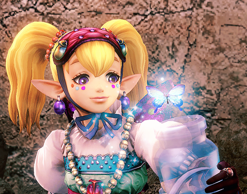 Agatha Hyrule Warriors The Legend Of Zelda Pinterest Legend