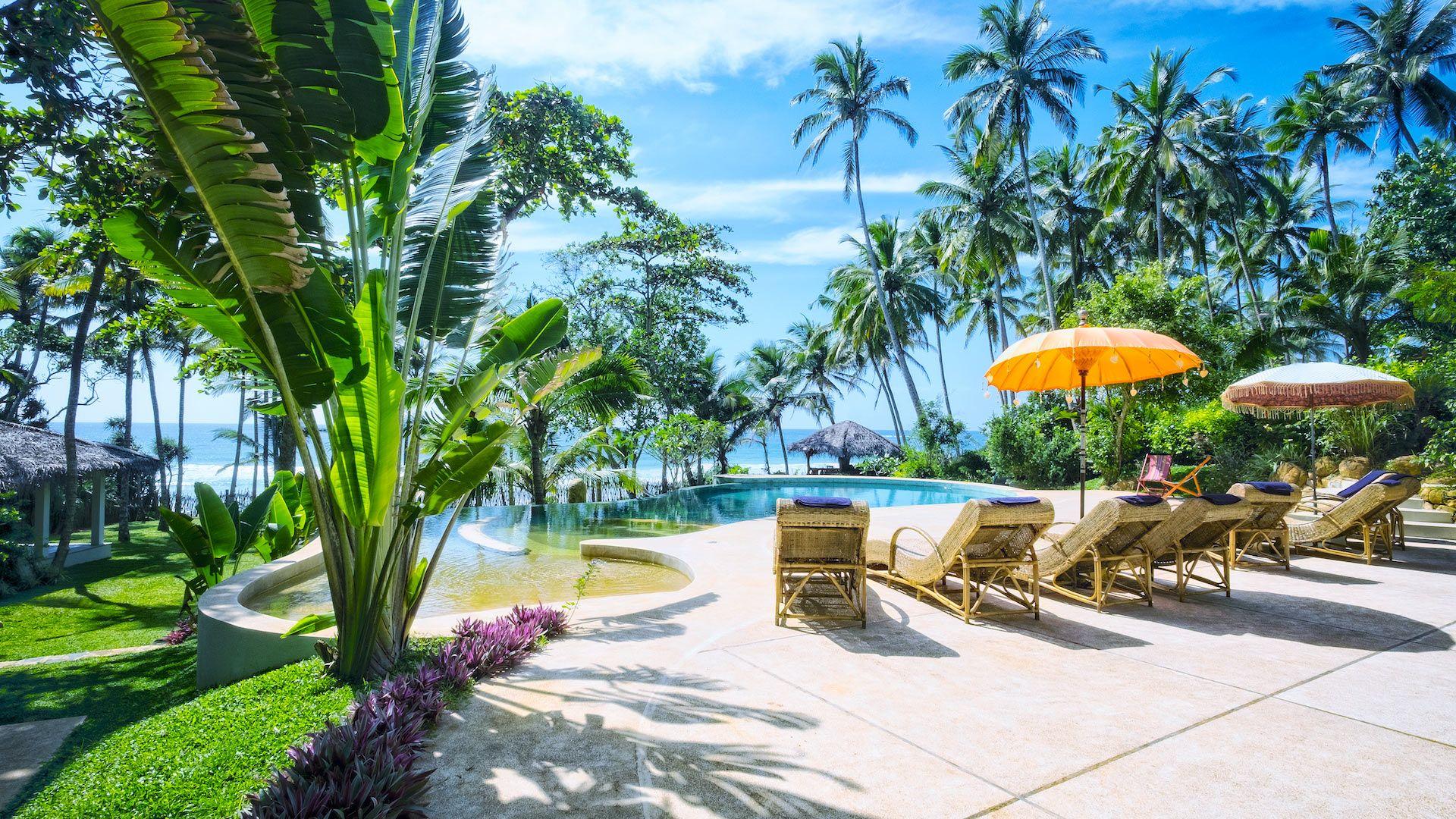 Villa Medara - #Tangalle #srilanka #swimmingpool #views #luxuryhome ...