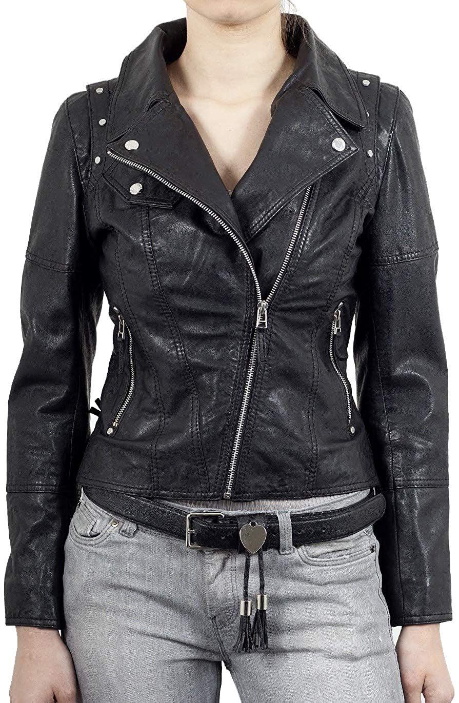 Price 110 00 Kainat Women 39 S Lambskin Leather Craft Bomber Biker Jacket 184 At Amazon Women High Quality Leather Jacket Leather Jackets Women Leather Jacket [ 1371 x 895 Pixel ]
