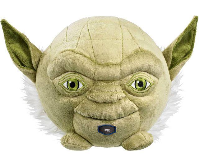 Urban Collector's 7-inch talking Star Wars plush balls