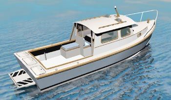 Amateur boat kits