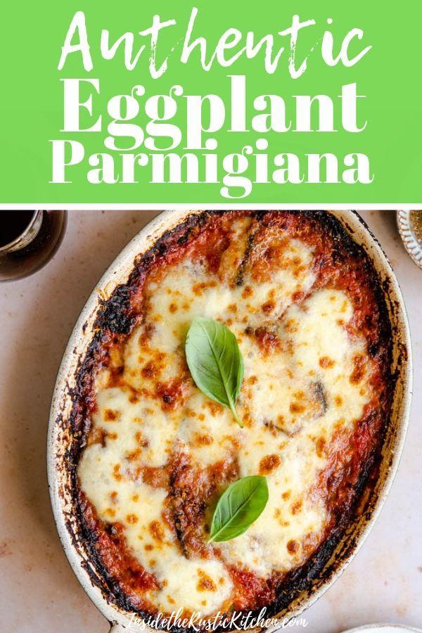 Photo of Eggplant Parmigiana