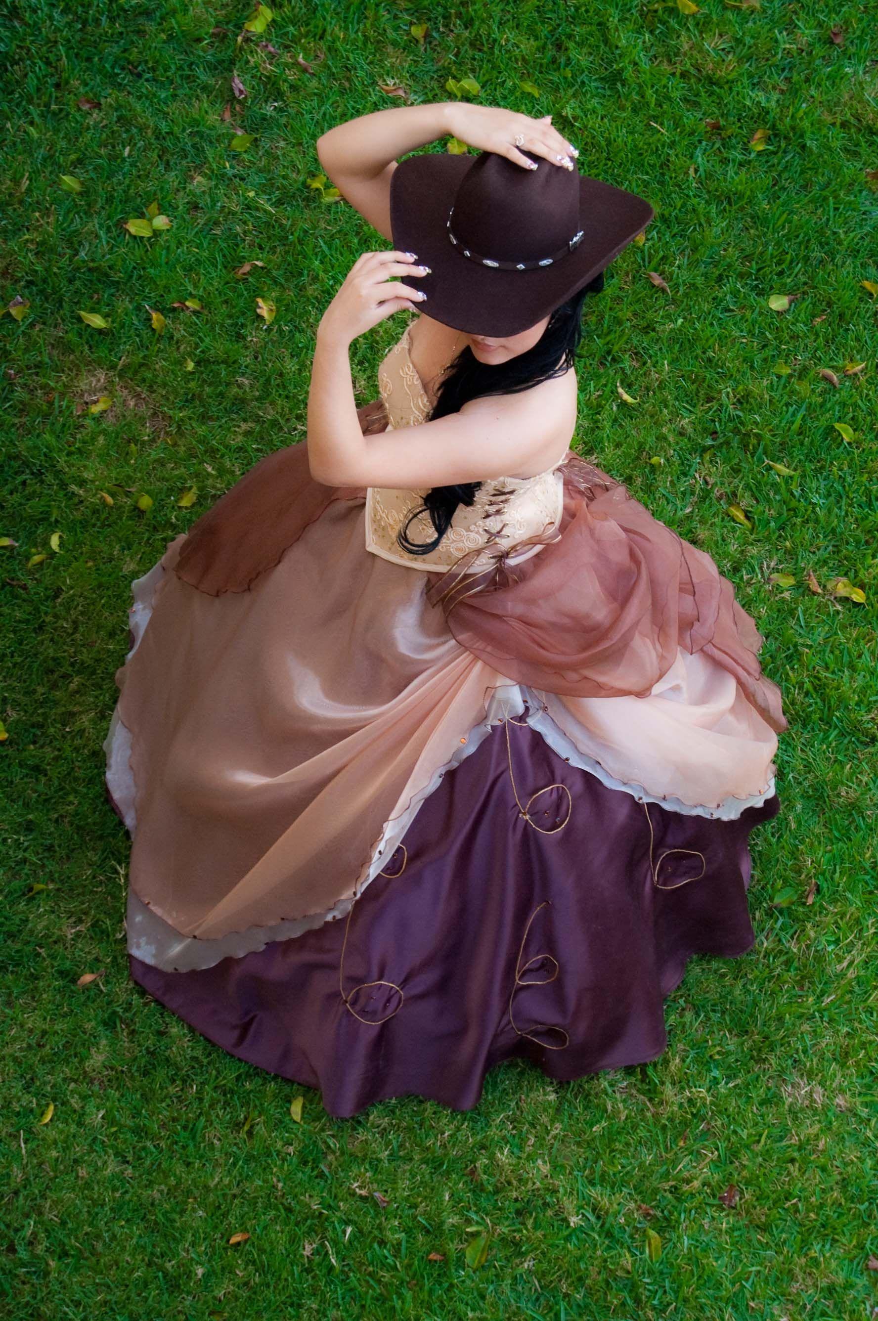 Xv Años Vaquero Salon Real Ensenada Vestidos Baqueros