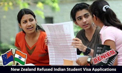 Indian Students Visa Decline Rate High In New Zealand Coaching