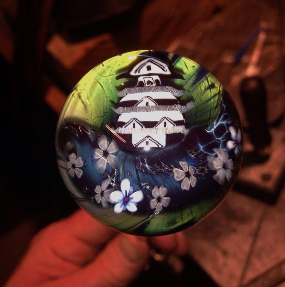 Piper Daniel Benway Glass Art Glass Artists