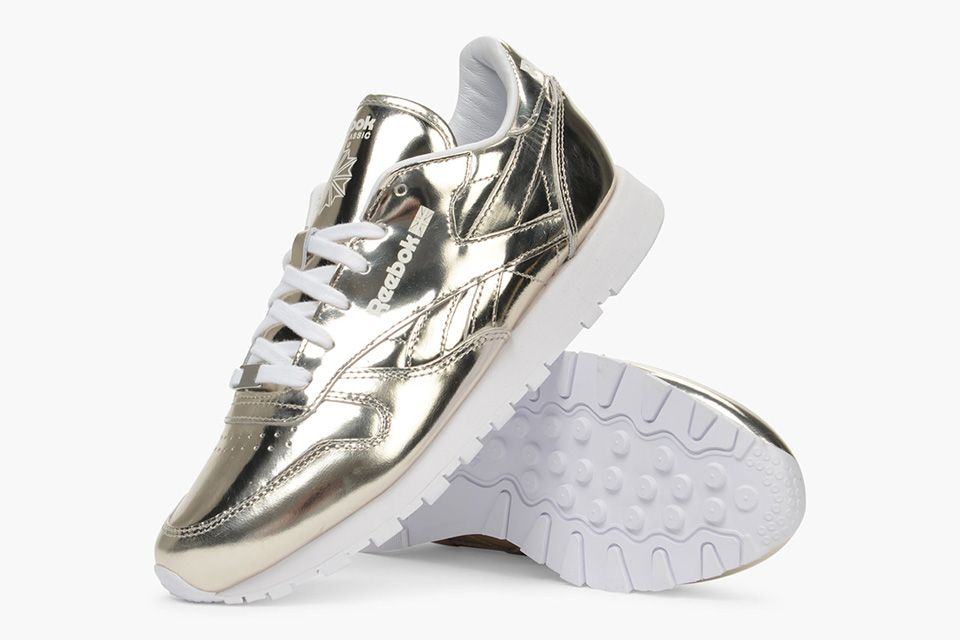 sneakers sandro x reebok classic leather