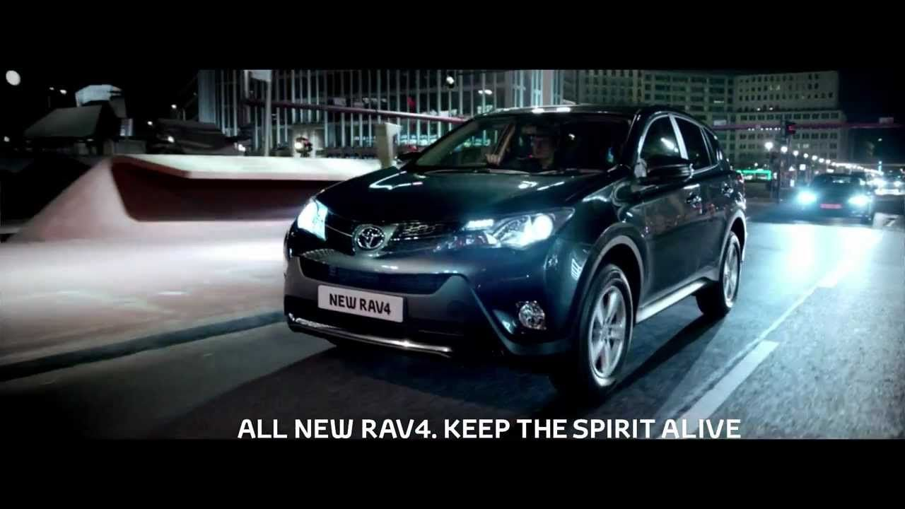 2013 Toyota RAV4 TV Commercial - Keep the Spirit Alive. Mexico