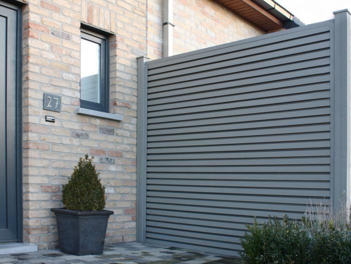 WPCZäune, Terrassendielen und Sichtschutz günstig im