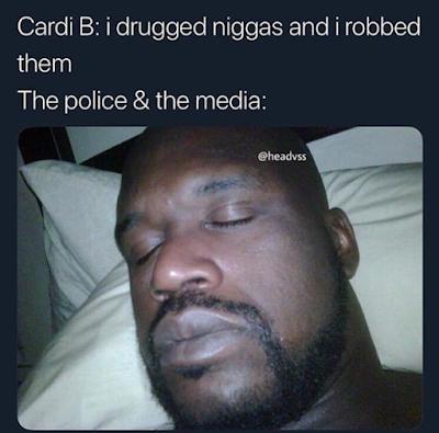 Laughter Is Good For You Surviving Cardi B Memes Cardi B Memes