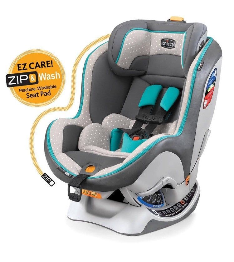 New Chicco Nextfit Zip Amuletta Car Safety Seats 66692 Baby Car