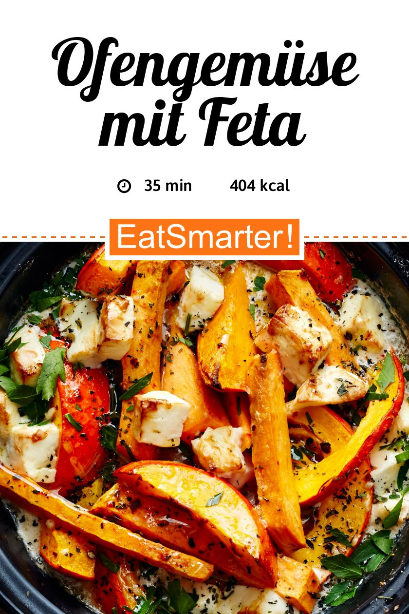 Photo of Baked vegetables with feta