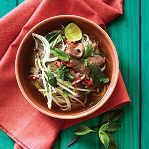 27 essential Western dishes | Vietnamese Beef Noodle Soup (Pho Bo) | Sunset.com